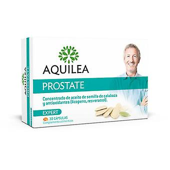 Aquilea Prostate 30 Cap (Dietetics and nutrition , Supplements , Others)