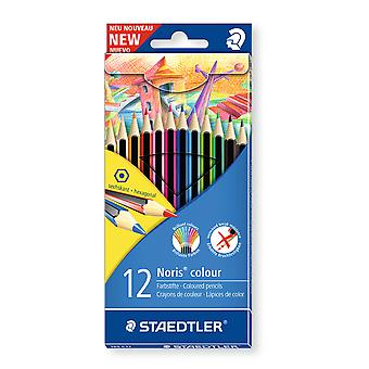 Staedtler Estuche 12 Lápices Colores  (Toys , School Zone , Drawing And Color)