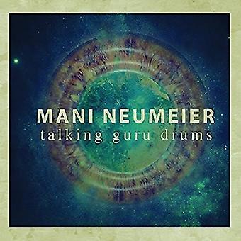 Importación de Mani Neumeier - hablando gurú tambores [CD] Estados Unidos
