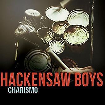 Hackensaw drenge - Charismo [CD] USA importerer