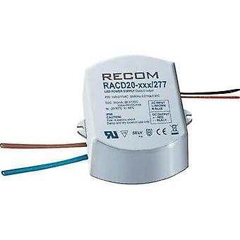 Constant current LED driver 20 W 700 mA 29 Vdc Re