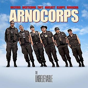 Arnocorps - utroligt [CD] USA importerer