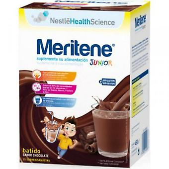 Meritene Junior Chocolate 15 Envelopes 30Gr
