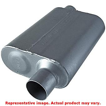 Flowmaster Performance Muffler - 40 Series Original 8042543 2.50in Offset In /