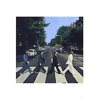 Beatles - Abbey Road Poster Poster Print