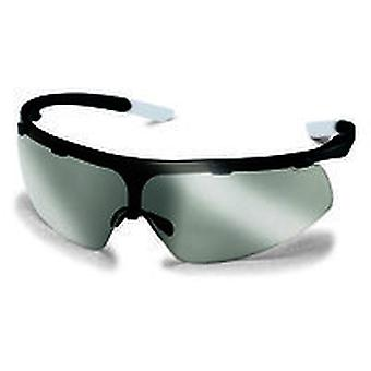 Uvex 9178-881 Super Fit Silver Mirror Optidur NC Safety Spectacles
