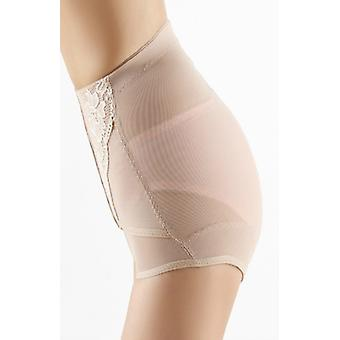 Tummy Control Briefs With Lace Waist Shaper