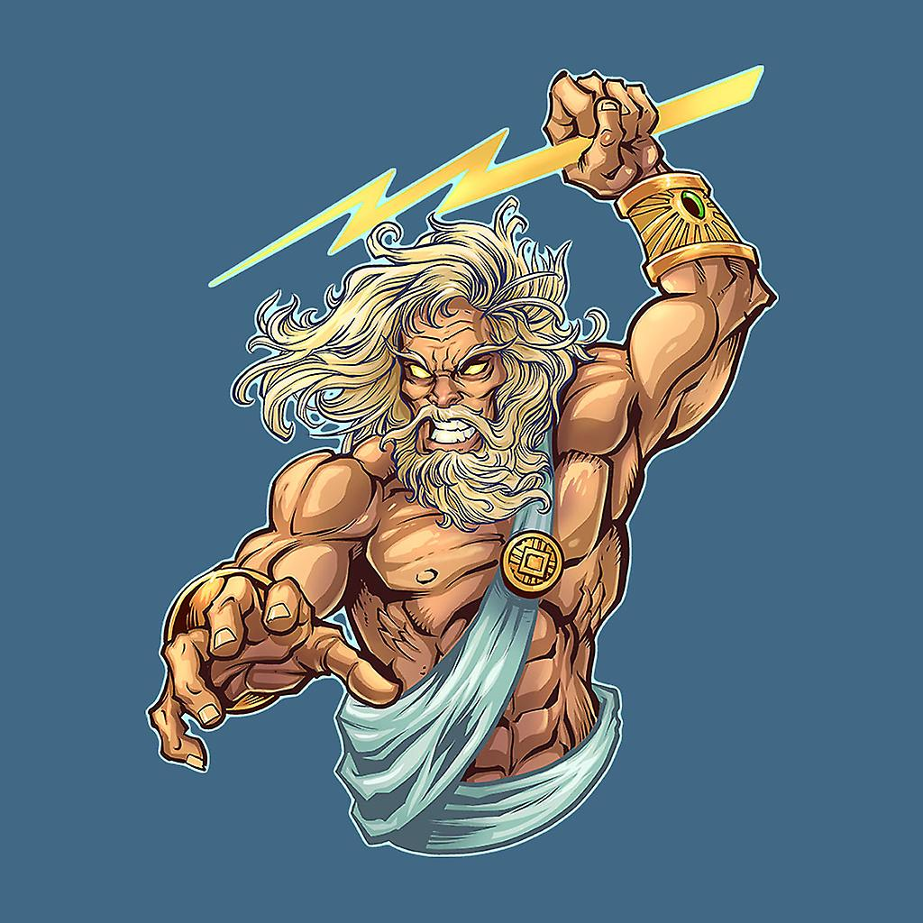 zeus the god of lightning Zeus (ゼウス), also known as god of olympus (オリンパスの神) and omni-king zeus (オムニ王ゼウス) is the king of olympus, the greek god of lightning, kings, mortals, law and the heavens and is also the omni-king of the 3rd multiverse, an entity that is above all living beings of all multiverse.