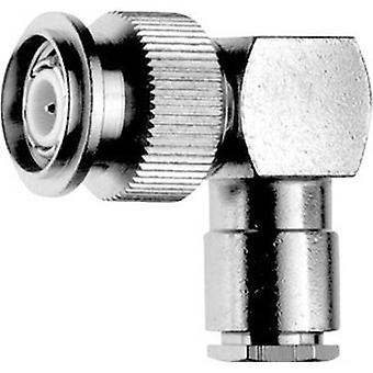 TNC connector Plug, right angle 75 Ω Telegärtner J01012A0002