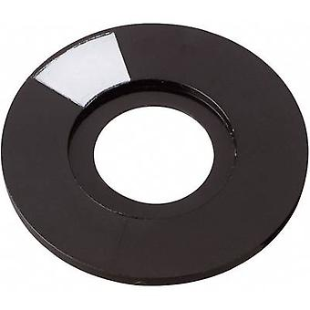 Base Black Suitable for 15 series rotary knobs Mentor