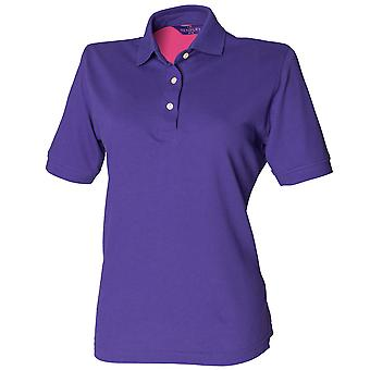 Henbury Ladies classic Polo Shirt