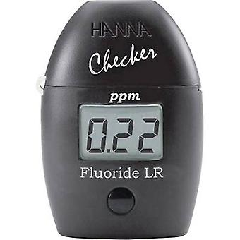 Hanna Instruments HI 729 Photometer Fluoride Calibrated to Manufacturer's standards (no certificate)
