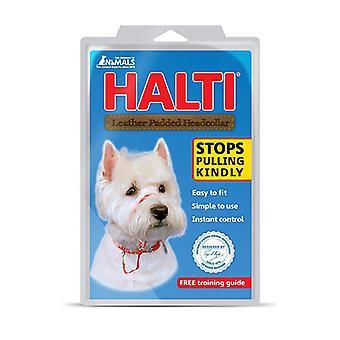 パッド入りのハルティ 1328 犬 Headcollar