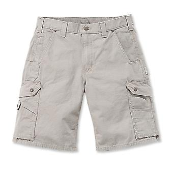 Carhartt Ripstop Cargo Work Short - Desert Mens Rugged Workwear