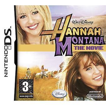 Hannah Montana film spil (Nintendo DS)