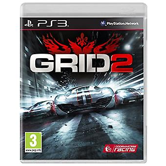 Grid 2 Standard Edition (PS3)