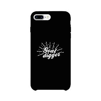 Goal Digger Phone Case Funny Gym Gift Phone Cover Cute Gym Gifts