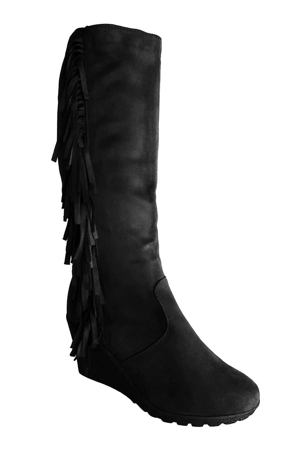 Waooh - Fashion - Wedge Boots