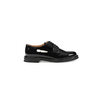 CHURCH'S SHANNON II WR BLACK LACE UP