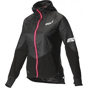 À / C Pro Softshell Full Zip Noir/Rose Womens