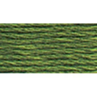 DMC Pearl Cotton Skein Size 5 27.3yd-Hunter Green