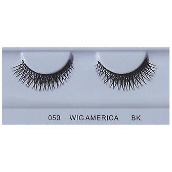 Wig America Premium False Eyelashes wig546, 5 Pairs