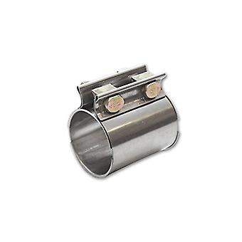 Vibrant Performance 11730 TC Series High Exhaust Sleeve Clamp For 3in. O.D. Tubing 430 Stainless Steel TC Series High Ex