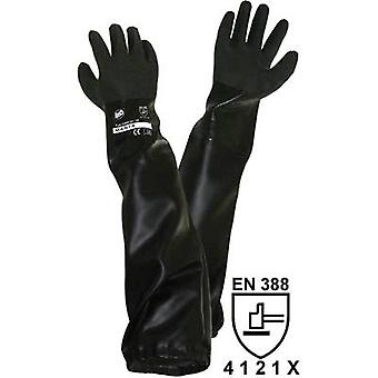 PVC Sandblasting glove Size (gloves): Mens sizes EN 388 CAT II L+D Griffy 1485 1 pc(s)