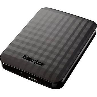 Maxtor M3 Portable 2.5 external hard drive 500 GB Black USB 3.0