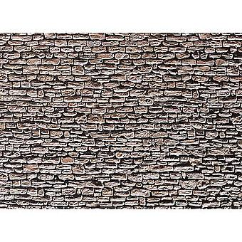H0 Decorative wall Natural stone Faller 170618