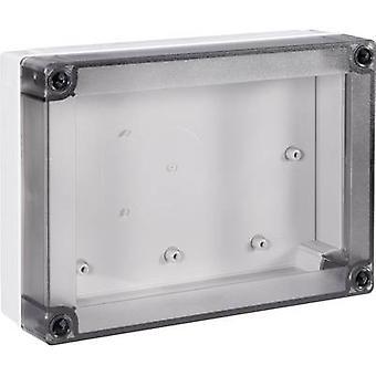 Luz gris (RAL 7035) 1 PC de Fibox MNX PC 150/50 LT Universal caja 180 x 130 x 50 policarbonato (PC)