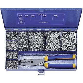 Ferrule set 0.50 mm² 16 mm² Metal Klauke SK32B 4900 pc(s)