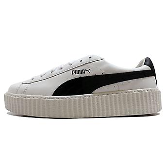 Puma Creeper White Leather Puma White/Puma Black Puma X Fenty Rihanna 364640-01 Men's