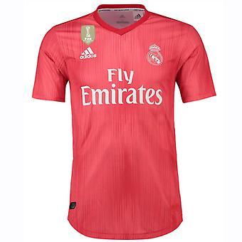 2018-2019 ريال مدريد أديداس أصيلة الثالثة لكرة القدم قميص