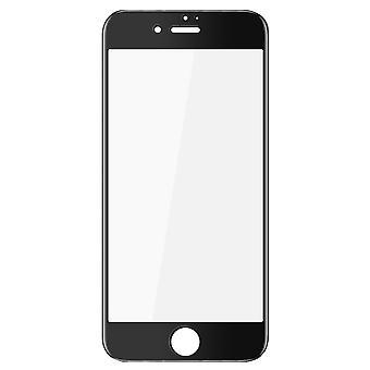 Apple iPhone 7 Plus 3D Panzer Glas Folie Display Schutzfolie Hüllen Case Schwarz