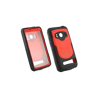 Trident Cyclops Series Case for HTC EVO 4G - Red