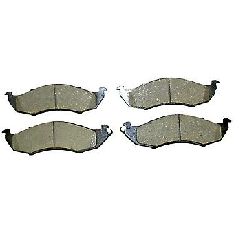 Monroe CX576 Ceramic Premium Brake Pad Set