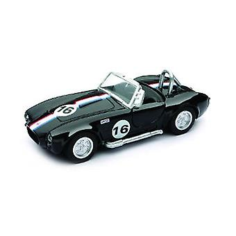 1/32 Die-Cast Car With Pullback Action, Shelby Cobra 427 S/C