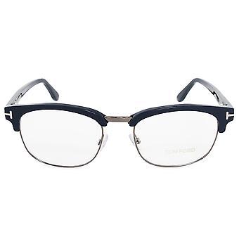 Tom Ford FT5458 090 51 Square | Blau | Brillengestelle