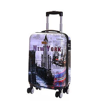 Karabar Falla cabine 55 cm dur Suitcase, New York