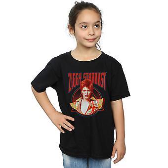 David Bowie Girls Ziggy Stardust T-Shirt