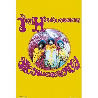 Jimi Hendrix Experience Maxi Poster 61x91.5cm