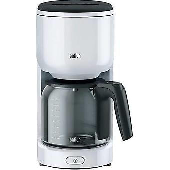 Braun Sda Braun Kf3120wh Koffiezetapparaat