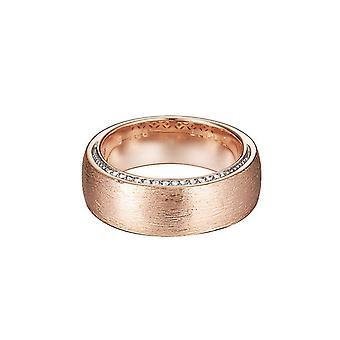ESPRIT women's ring silver zirconia Craftlines ESRG92368C1