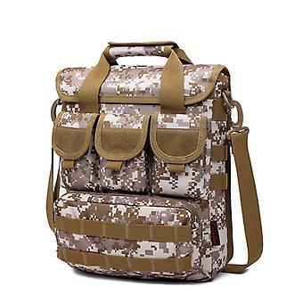Shoulder bag in Camo, 33x29x9 cm KX6012SHAM