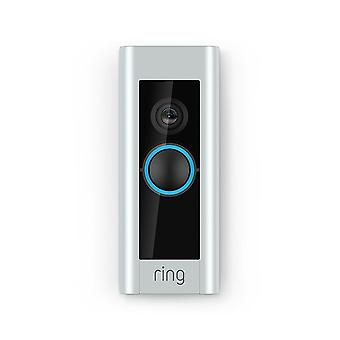 Ring Video Doorbell Pro Kit with Chime and Transformer 1080p HD Two-Way Talk Wi-Fi Motion Detection