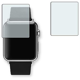 Apple Watch 38mm screen protector - Golebo crystal-clear protector (miniature sheet)