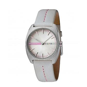 ESPRIT Ladies Watch Watches Quartz Analogue Spectrum Light Gray