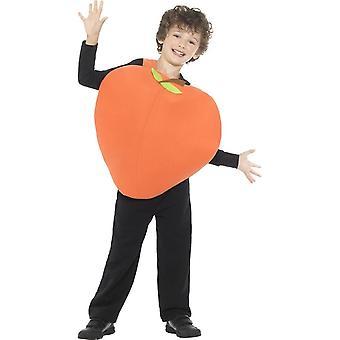 Peach Costume, Orange, with Tabard