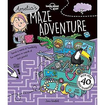 Amelias labyrint äventyr av Lonely Planet Kids - 9781786574350 bok